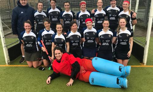 haslemere hockey club ladies 1sts 2019
