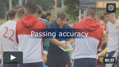 Passing accuracy