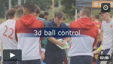 3d ball control